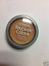 L'Oreal Touch-On Colour For Eyes & Cheeks ( Go-Go Gold ) New.