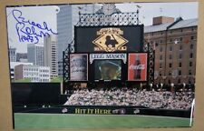 Baltimore Orioles Brooks Robinson Autograph 8x12 Camden Yards Auto Photo
