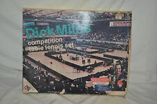 DICK MILES complete COMPETITION TENNIS  GAME  1969 VINTAGE FUN USA