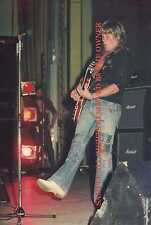 Alvin Lee Ten Years Later 1979 8 By 12 From Orig Slide. Head To Toe