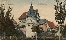 Germany AK Balingen - Wasserturm 1913 postcard