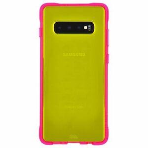 Case-Mate Samsung Galaxy Phone Case | Tough Neon