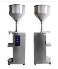 30-300ml,full Pneumatic Filling Machine for honey,toothpaste,oil,perfume,sauce