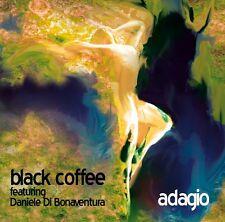 BLACK COFFEE feat. DANIELE DI BONAVENTURA   «Adagio»  Caligola 2156