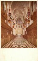 Postcard Washington Cathedral, Mount Saint Alban, Washington, DC