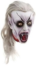 Halloween Vampire Head Prop Scary Haunted House Decoration Gothic Party Decor