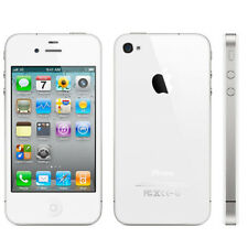Apple iPhone 4s - 32GB Weiß (Entsperrt) Smartphone-Top Zustand-boxed