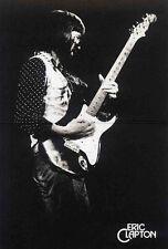 ERIC CLAPTON REPRO 1974 AHOY ROTTERDAM CONCERT EUROPEAN TOUR POSTER . NOT CD DVD