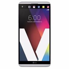 "LG V20 VS995 64GB Verizon Unlocked 16 MP 4GB RAM 5.7"" Smartphone Android Silver"