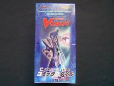 NEW! VGE-EB01 Comic Style Vol. 1 Booster Box Cardfight Vanguard English