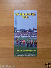1996 FLYER DUTCH TT ASSEN 1996 GRAND PRIX,MOTO GP