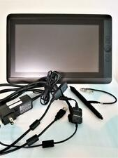 Wacom Cintiq 13HD DTK-1300 Interactive Pen Display No Box Used w/ Accessories