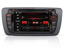"Für Seat Ibiza 2009-2013 7"" HD GPS Autoradio Navigation DAB+ RDS DVD USB SD DVD"