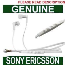 GENUINE Sony Ericsson XPERIA RAY ST18i mobile HEAD PHONE s set original experia