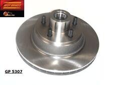 Disc Brake Rotor-Disc, Sedan Front Best Brake GP5307