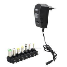 NEU 3.0A Universal AC DC Power Adapter Ladekabel Ladegerät Charger Netzladegerät