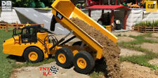 1/24 scale Cat® 745 Articulated r/c Truck with Free Shipping!! Bed Dumps!