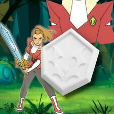 3D-Printed Cosplay FORCE CAPTAIN Badge |SHE-RA PRINCESSES OF POWER