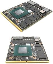 NVIDIA Quadro P4000 MXM GPU Card N17E-Q3-a1 HP Zbook 17 G4 Dell Precision 7720