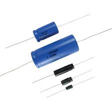 Capacitor Sprague Atom Aluminum Electrolytic Capacitance 25 F 50v