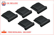 5 X Pics Quality Hot Shoe Cover / Cap BS-1 for Nikon Canon* Pentax Olympus DSLR