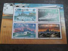 GIBRALTAR 1994 WW2 Warships (2nd) SG 724 MNH