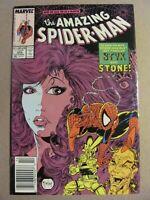 Amazing Spider-Man #309 Marvel 1963 Series Todd McFarlane Newsstand 9.2 NM-