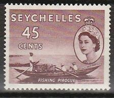 1954 SEYCHELLS 45c DEFINITIVE  SG 182 M/MINT