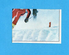 SPORT VEDETTES-PANINI 1974-Figurina n.222- SPORT INVERNALI  4/4 -Recuperata