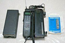 GSM TELEPHONE PHONE CAR  VOITURE VINTAGE PIONEER PCM-D300 / PCA-400
