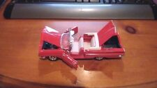 1959 Chevrolet Impala Convertible Red 1/32 Diecast Model