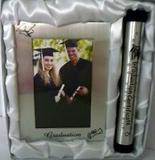 GRADUATION CERTIFICATE HOLDER & PHOTO FRAME FOR HSC COLLEGE OR UNI GRADUATES! BN