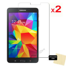 2x CLEAR Screen Protector Cover for Samsung Galaxy Tab 4 7.0 Inch SM-T230 Series