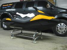 PWC Dolly Waverunner Storage Cart JETSKI Shop Stand Boat RXT GTX ULTRA FX 1000lb