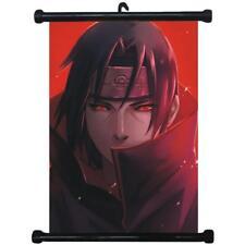 sp210809 Naruto Itachi Uchiha Japan Anime Home Décor Wall Scroll Poster 21 x 30c
