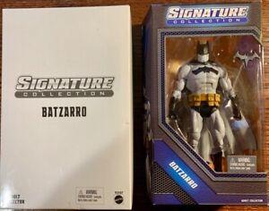 "DC Universe Classics Signature Collection Infinite Earths Batzarro Figure 6"""