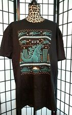 Godzilla Ugly HolidayT-shirt with Tanks, Helicopters and Jets... Oh My!