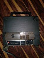 Vintage Gaf Anscovision Zoom 588Lens Dual 8MMSuper 8mm Auto Load Projector works