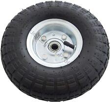 """10 pouces 10 """"pneumatique chariot roue pour chariot brouette camion sac pneu pneu kart"""