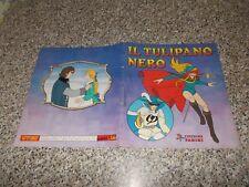 ALBUM IL TULIPANO NERO PANINI 1984 COMPLETO ORIGINALE MOLTO BELLO QUASI PERFETTO