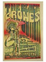 The Black Crowes Crows Handbill Poster New Orleans