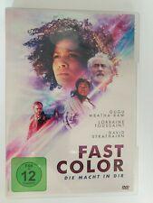 **VÖ 2021** DVD Fast Color - Die Macht in Dir (FSK12) Mystery Fantasy