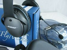 "UFlyMike Aviation Harmony Headset  with Bose QC25 Headset with 2 Case""s"