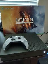 New listing Microsoft Xbox One S Military Green Special Edition Bundle 1Tb + Controller