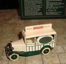 Lledo-PROMO - 1934 modello una FORD Woody CARRO-Chivers Ginger conservare-Boxed