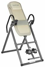 Memory Foam Inversion Table - Lumbar Pad Hot Cold Compress Adjustable Safety Pin