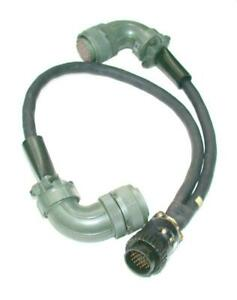 GE Fanuc  A660-8004-T389  Motor/Encoder Y-Cable 21""
