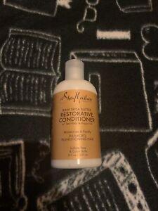 Shea Moisture Raw Shea Butter Restorative Conditioner w/ Sea Kelp & Argan Oil