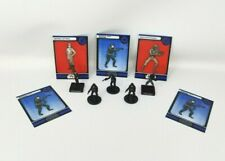 """Wizard Coast Star Wars Miniature Lot of 5 Stormtrooper Imperial Officer 1.5/"""" RPG"""
