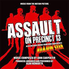 CD Assault On Precinct 13/Dark Star - Alan Howarth CD Limited Ost Distretto 13